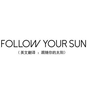 FOLLOW YOUR SUN